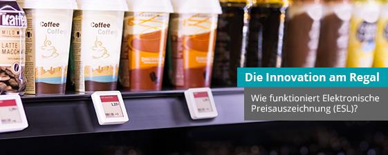 Elektronische Preisauszeichnung