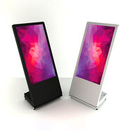 Digital Promotional Stands