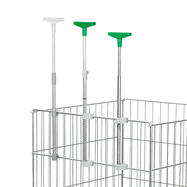 Frame Holders for Wire Baskets