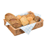 Wicker Display Baskets