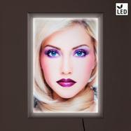 LED Snap Frames