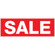 "Sticker ""SALE"", square"