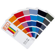 RAL-K7 Colour Card