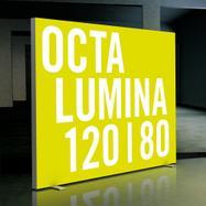 "LED Light Wall ""Octalumina 120"" free-standing"