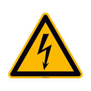 Caution: Electrical Current