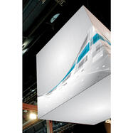 Digitally Printed Banner for Stretch Frame System