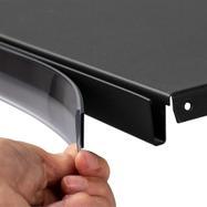 Shelf Edge Strip DBR magnetic