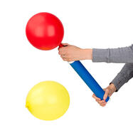 Hand Pump for Small Quantities of Balloons