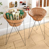 "Sales Stand ""Willow Basket"""