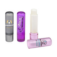 Lip Balm Stick as advertising novelty in many colours