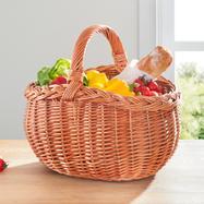 "Shopping Basket ""Braid Edge"""