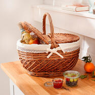 """Picnic Basket """"Country Love"""""""