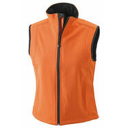 Ladies 3-layer Softshell Vest