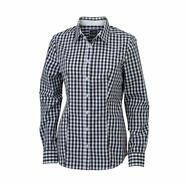 Trendy Check Blouse