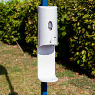 Sensor-Wall - Retrofit Kit Disinfection Dispenser for tents and tubes