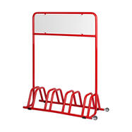 "Bicycle Stand ""Saporte"""