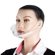 "Mouth Visor ""Visero"""