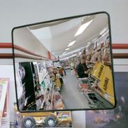 """Surveillance Mirror """"Convex Slimline"""""""