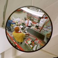 "Surveillance Mirror ""Convex"""