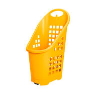 Flexicart Shopping Trolley in Plastic 64 l, to pull