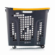 Rolling Basket 80 Litre, to pull