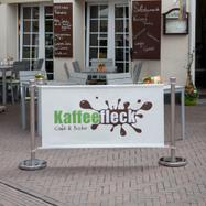 """Barrier stand """"Café"""""""