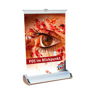 "Banner Display ""Mini"" Roll-Up A4"