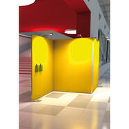 """Exhibition Wall """"OCTAwall Mobile"""""""