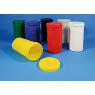 Plastic Round Tub with Screwtop Lid