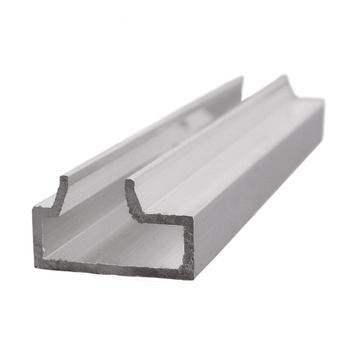 Channel Profile Slot Together Slatwall System Aluminium