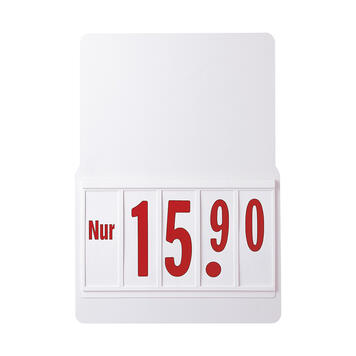 Price Display Insert