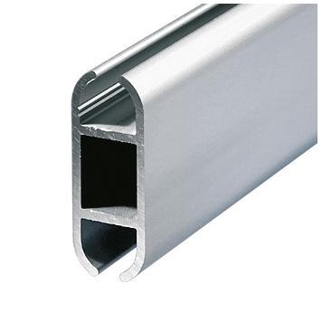 """Flat Aluminium Rail """"Rail"""""""