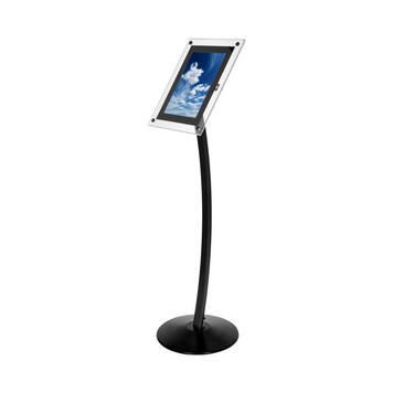 LED Acrylic Poster Stand