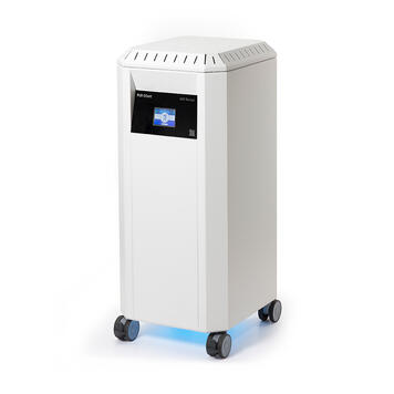 "Professional Air Purifier ""PLR Silent"" with HEPA Filter H14 and UV-C Light"