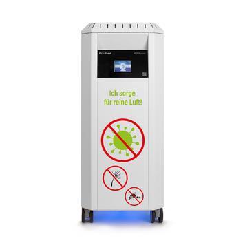 Housing Sticker Air Purifier