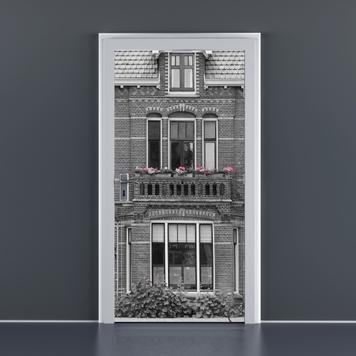 Door Sticker, 860 x 1985 mm (W x H)