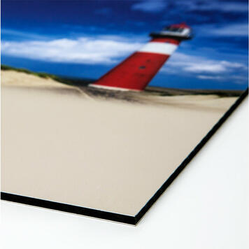 Aluminium Composite Panel with single or double-sided Print