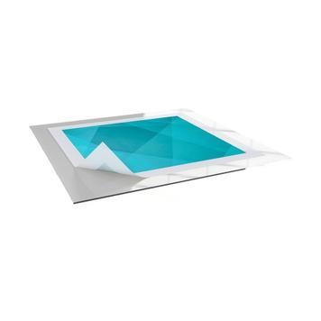 Glass decoration film