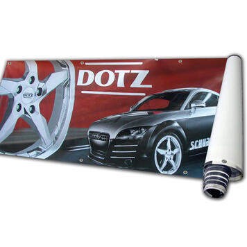 PVC Front Lit Banner for Bannergear®
