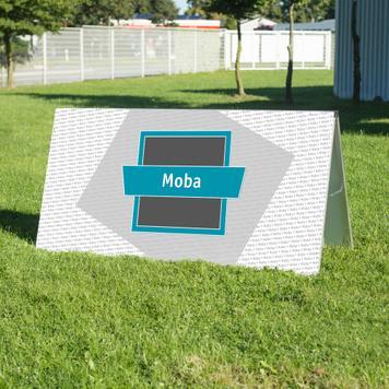 """Mobile Sign Display """"Moba"""""""