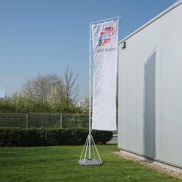 Outdoor Flagpole