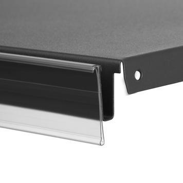 """DBR with C-Snap"" Shelf Edge Strip"