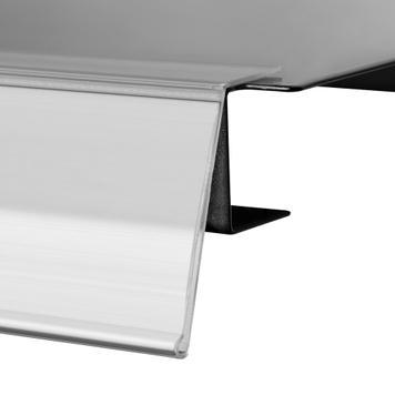 """""""HE"""" Shelf Edge Strip"""