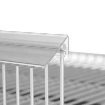 """""""BE-KORB"""" Shelf Edge Strip"""