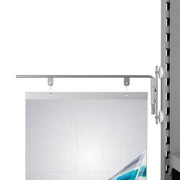 Crossbar for Swinging Magnet