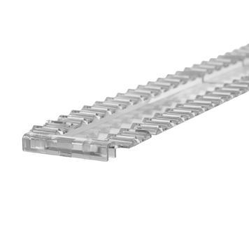 Slip Brake for Perfekta Shelf Divider System, 57 mm wide