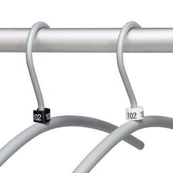 "Size Marker for Coat Hangers ""Mini"", Opening: 4 mm"