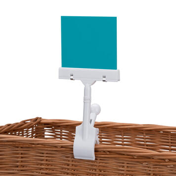 """Price Holder """"Sign Clip Maxi"""" with Maxi Clamp"""