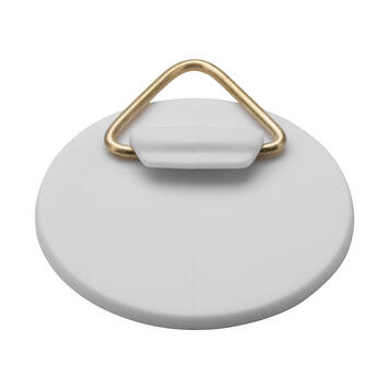 Adhesive Hook with Metal Triangle