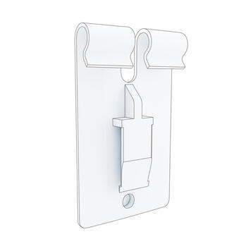 """Pegwall Hook Adapter """"Click"""" for various ESL"""